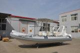 Liya 6.2m 최고 팽창식 어선 카약