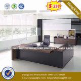 メラミンL形のオフィス用家具の執行部表(HX-5DE359)