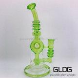 Riciclatore di vetro di disegno di colore verde 2017 di Gldg grandi nuovo