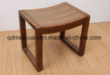 Solid Wooden Square Stool (M-X2614)