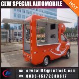販売のためにヴァンMobile Foodのトレーラーを販売する移動式食糧トラックのファースト・フード