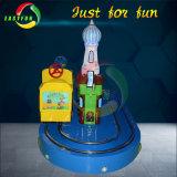 Macchina rotonda del gioco di giro del treno del Kiddie del castello di Easyfun