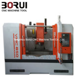 Borui 상표 CNC 기계로 가공 센터 Vmc850는 Vmc 기계 판매를 사용했다