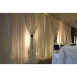 2017 Tubo tenda de Casamento Portátil Drapesystems Kits de fase de casamento pano de fundo