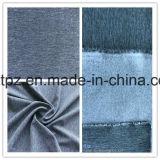 Tessuto cationico dello Spandex del jacquard del poliestere per l'indumento