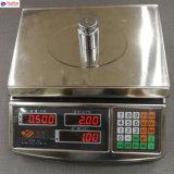 acier inoxydable 40kg électronique neuf pesant l'échelle des prix