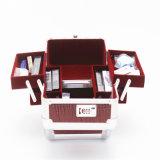 携帯用美の構成のケースの装飾的な虚栄心はボックスを運ぶ