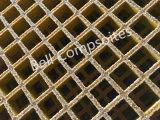 Passaggi pedonali di FRP, strato del comitato della fibra di vetro, vetroresina modellata e grata di Pultruded