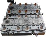 Estator del motor y laminación del rotor que estampa y que filetea