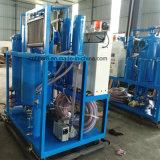 Vcuum utilisé purificateur d'huile hydraulique de l'huile de lubrification de la machine (TYA-50)