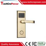 A UE do painel do aço inoxidável de L518-EU entalha o fechamento de porta do hotel do cartão de RFID