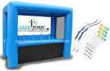 Sicherheits-aufblasbares Bogenschießen Hoverball Ziel-aufblasbares Bogenschießen-Ziel