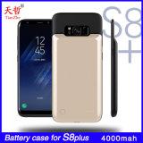 caso del recupero di batteria della Banca di potere esterno 4000mAh per Samsung S8 più 6.2inch