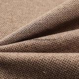 Fatto nel tessuto di tela della tela della tappezzeria del tessuto del sofà di tela del tessuto del poliestere della Cina