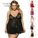 Comeonlover Sexy Clothes Erotic Underwear Women Baby - 인형 Sexy Lingerie Hot Transparent Plus Size 6XL Lingerie Sleepwear
