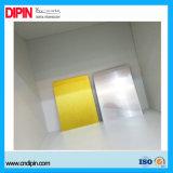 Лист гравировки лазера цвета черноты золота Dipin