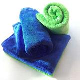 La fábrica ofrece directo la limpieza del coche de la toalla de Microfiber