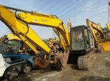 Excavatrice d'occasion Sk03 de chenille utilisée par Kobelco du Japon Sk045 Sk200 Sk120 à vendre