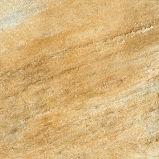 Baumaterialbrown-Farben-rustikale glasig-glänzende Porzellan-Fliese für Fußboden