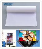 Il materiale pubblicitario Frontlit ha laminato la bandiera della flessione del PVC