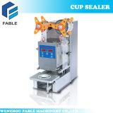 Auto máquina da selagem do copo do controlador de Digitas única (FB480)