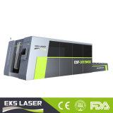 Вырезывание лазера волокна высокой точности Eks Esf-3015A и машина Graving для металла