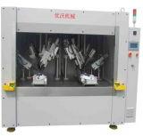 Máquina de soldadura horizontal da placa quente da tubulação dos PP
