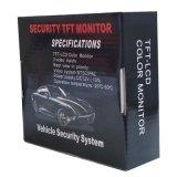 Monitor Multifunctional do carro do espelho de opinião traseira do monitor 12-24V da vista traseira para vendas por atacado