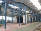 2018 새로운 청소 장비 지속적인 모터 호이스트 탄 폭파 청소 기계