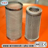 Maglia automatica della cartuccia del vaglio filtrante del combustibile derivato del petrolio
