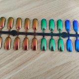 Camaleón brillante espejo cromo de pigmento en polvo de Gel Nail Polish