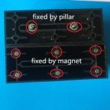 Suportes de PCB Pin para MV MV2c2f Mv2vb BM123 BM221 BM321 Msf a HT121 A HT122 Chip Panasonic Mounter borracha macia Pino de suporte magnético flexível