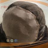 Парик Silk верхних человеческих волос медицинский (PPG-l-0652)