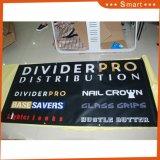 Custom дешевой стоимости Огнестойкий плакатный ПВХ-Flex виниловом баннере, рекламный баннер для установки вне помещений