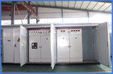 Transformateur d'alimentation sous-station, poste combiné compact, le poste de plein air