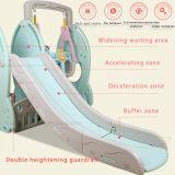 Игрушка детей скольжения малыша спортивной площадки нового скольжения малышей конструкции пластичного крытая