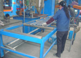 Perfil de alumínio Granalhagem a máquina