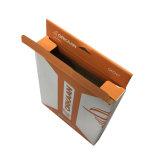 Хорошая напечатанная коробка гофрированной бумага e каннелюру с свободно образцом