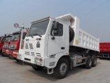 Camion lourd HOWO 371HP camion à benne basculante d'exploitation de 50 tonnes