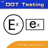 E/Eのマークのテストおよび証明サービス