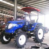 熱い販売のための80HP 4WD車輪様式の農場トラクター