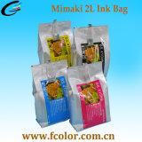 Sacchetto di inchiostro di sublimazione della stampante 2L Sb410 di Mimaki Ts300p-1800