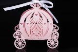 De Dozen van de Gift van de Gunst van het Huwelijk van het Vervoer van de Pompoen van Cinderella