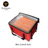 Moto Déjeuner pizza isolés des aliments livraison Sac de boîte de refroidisseur
