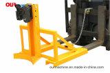 中国の工場製造者360kgのフォークリフトのドラムグラブDg360f