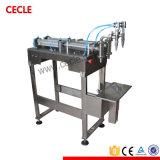Het Vullen van Cecle van F6-600 Kleinschalige Vloeibare die Machine in China wordt gemaakt
