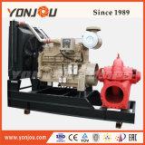 La norma NFPA20 Motor Diesel estándar/bomba de agua contra incendios de la bomba de fuego