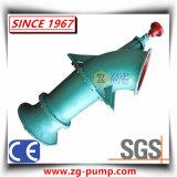 縦の軸(混合された)流れの浸水許容の下水ポンプ