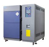 Casella massima minima veloce della prova di urto termico di temperatura del mutamento di temperatura della camera a atmosfera controllata