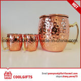 Mini 2oz Mug /Cuivre Cuivre Shot Galsses